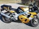 Suzuki GSX R Srad 750 moto strada