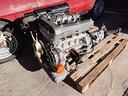 Motore e cambio Alfa Romeo GT 1300 Junior 1973