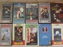 Videocassette vhs film vari anni '80/'90