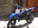 "Motocross enduro ruote 10"" moto cross mini nuova"
