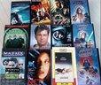 VHS musicassette DVD dischi CD