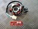 Statore 6 bobine pitbike minquad