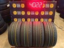 4 Gomme 245 40 18 CONTINENTAL 80/90% DOT 2020