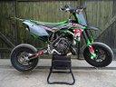 Kawasaki kx pitbike Motard