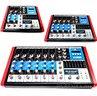Mixer audio 4ch 6ch 8ch equalizzatore DJ