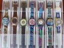 Super Flash x 7 Swatch, nuovii anni 90