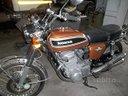 Honda 750 four - Anni 70