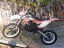 Nuova pit bike PFX 14/12 xl 125 professional