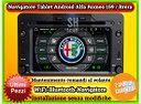 Navigatore top di gamma Full touch ALFA 159