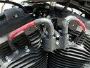 Kit supporto ricollocazione bobina bobbina harley