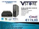 PC HP i5 4GB DDR3 250GB HD WINDOWS 10