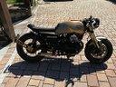 Moto Guzzi Strada 750 - 1986