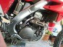 Honda crf 250 r 2009 cross
