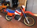 Honda XL 600 R 1984/1985 completa 5.900km