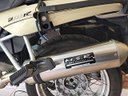 Scarico scooter universale 125 250 300 msr omologa