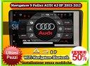 Autoradio GPS 9 pollici Android AUDI A3 2003-2012