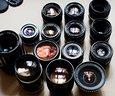 Obiettivi macchine fotografiche digitali e non