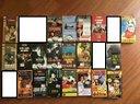 Lotto 41 FILM in videocassetta VHS no dvd