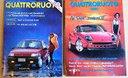 Quattroruote 1990/92 Prova Thema Dedra Scorpio Uno