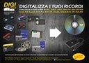 Conversioni video da analogico a digitale
