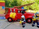 Il camion dei pompieri + 2 libri DeAgostini