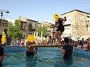 Accessori e giochi in acqua per piscine
