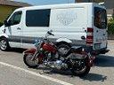 Harley davidson hartege softail ed sprinter 218