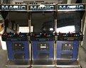 Mobile videogioco Arcade vintage desig