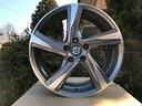 Cerchi volvo r-design made in germany 17 18 19 20