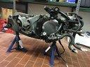 Blocco motore Honda Sh 150 doppio disco