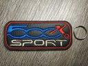 Portachiavi Fiat 500X Sport