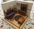 Diorama stanza della musica
