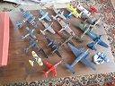 1/72 1:72 aerei in plastica assemblati