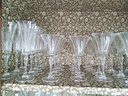 Set bicchieri cristallo lavorato