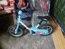 Bici bimbo con rotelle