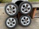Cerchi in lega Alfa 147