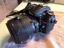 Nikon D7200 con ottiche e accessori