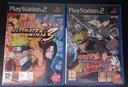 Naruto 2 giochi Ultimate Ninja 3 + 5 ITA