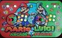 Videogioco Plancia Arcade Mario è Luigi