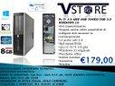 PC i5 3.8 GHZ 8GB 500HD USB 3.0 WINDOWS 10