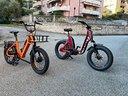 E-bike xp urban compact + issimo fantic