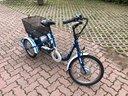 Bicicletta elettrica Atala E-Cargo