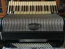 Fisarmonica Lucchini 4\5 con cassotto e Piccolo