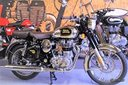 NUOVA Royal Enfield Bullet Classic CROME 500