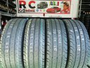 4 gomme usate 215 70 15c continental