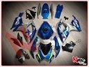Carena ABS suzuki gsx-r 600 750 06/07 MotoGP 2020