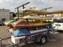 "Canoe Kayak usati ""Sit on Top"","