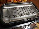 Bistecchiera barbecue grill elettrico 2000 w