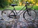 Bicicletta bianchi donna fine anni '60
