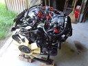 Motore jaguar v12 5.3